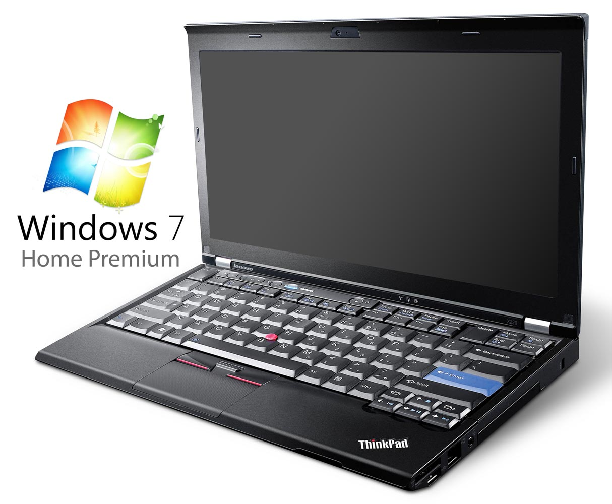 lenovo thinkpad x220 12 5 zoll laptop core i5 2 5ghz 4gb 320gb win 7 home 64bit ebay. Black Bedroom Furniture Sets. Home Design Ideas